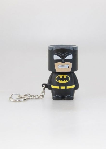 DC Comics Batman Mini Look-Alite Keyring